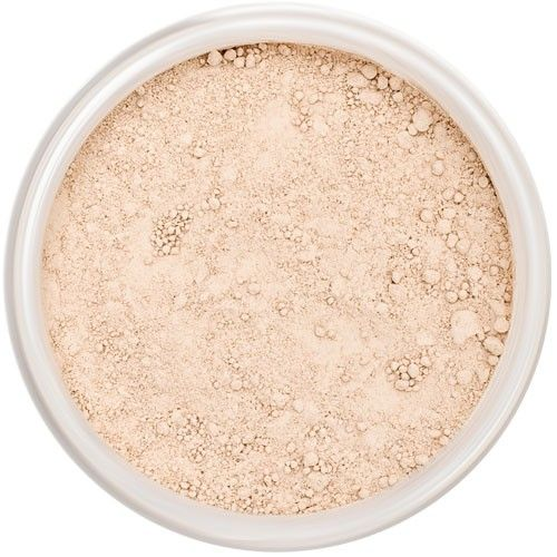 Lily Lolo Blondie Mineral Foundation: Gluten free, vegan. A light foundation shade with balanced undertones for paler skins; our bestselling lighter shade.