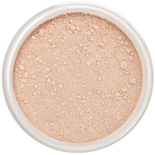 Lily Lolo Candy Cane Mineral Foundation: Gluten free, vegan. A light foundation shade with cool undertones for paler skins.