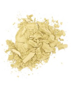 Lily Lolo Lemon Drop Pressed Corrector. Gluten Free. Vegan. GMO Free. The yellow pigment in Lemon Drop makes eyes pop, concealing dark circles for a brighter look