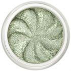 Lily Lolo Green Opal Eyes: Vegan Friendly, Gluten Free. A gorgeous shimmery pale green.