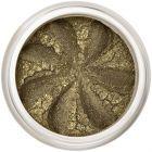 Lily Lolo Khaki Sparkle Eyes: Vegan Friendly, Gluten Free. A deep khaki mineral eyeshadow with a pretty sparkle.