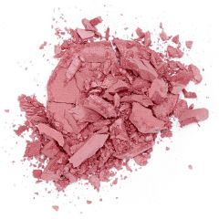 Lily Lolo Pressed Blush In The Pink : Gluten free. Sheen, bold cool pink.