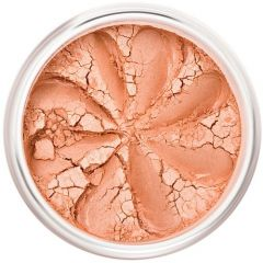 Lily Lolo Juicy Peach Blush: Gluten free, vegan.  A delicious creamy matte peach blush.