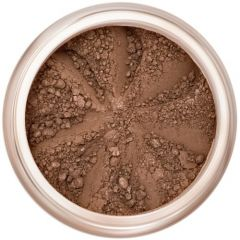 Lily Lolo Mudpie Eyes: Vegan Friendly, Gluten Free. A rich matte brown mineral eyeshadow. Great used to deepen eyebrow colour with the angled brow brush.